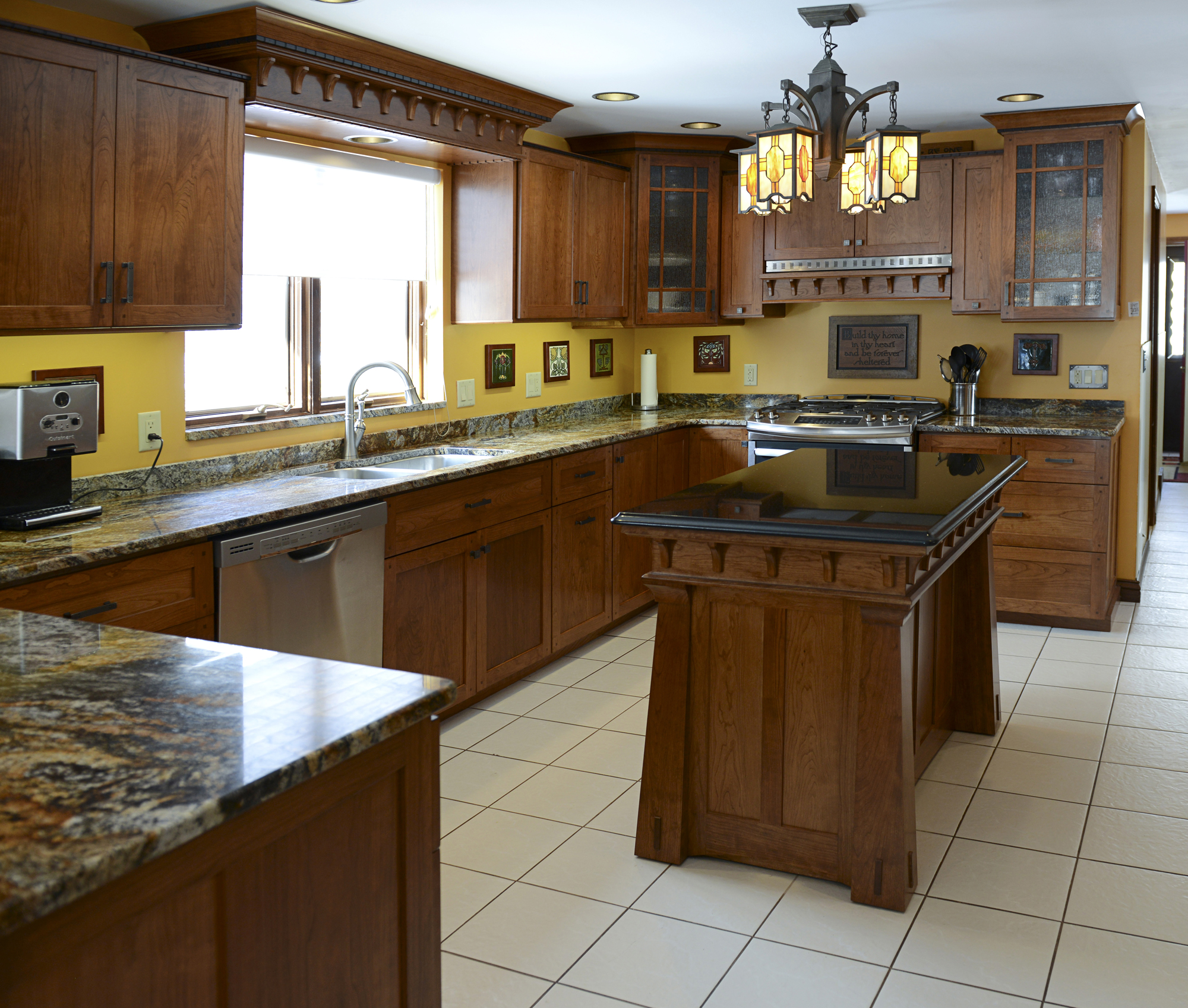Amish Style Kitchen Cabinets: Amish Kitchen Gallery