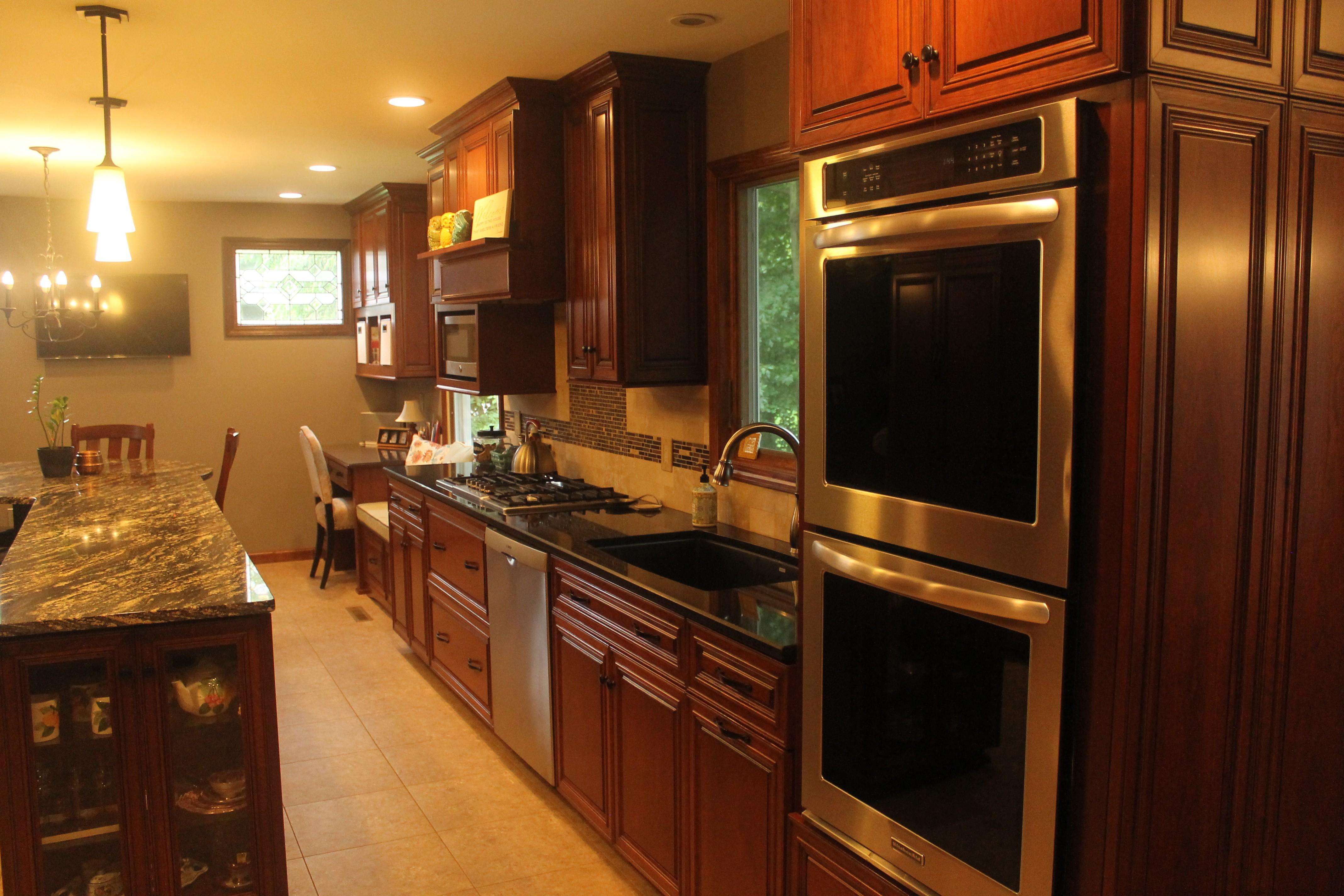 wood acres drive kitchen amish kitchen gallery project description